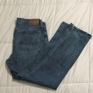 🦅 American Eagle Original Straight 36x34 Jeans